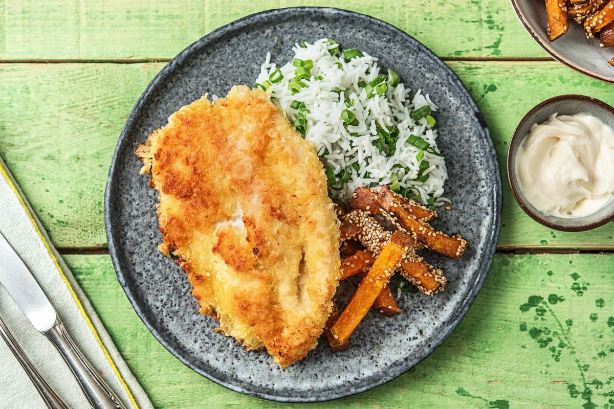 Crispy Chicken Katsu