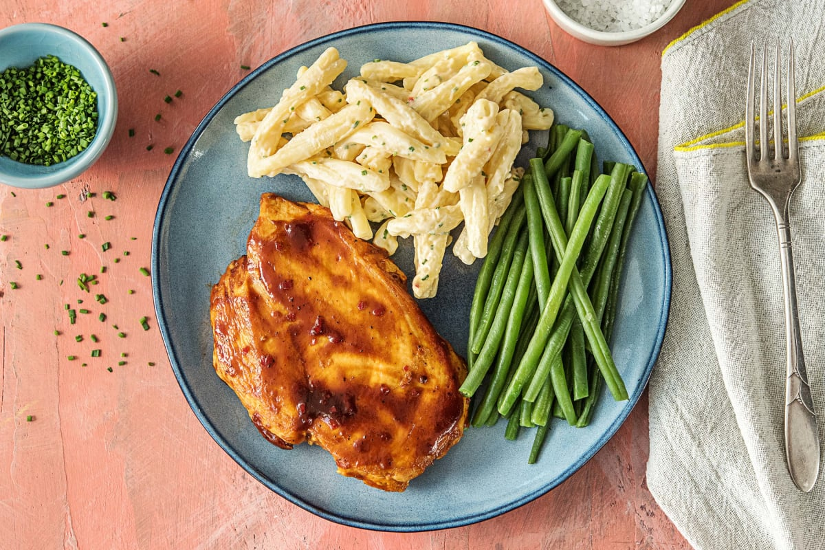 Carolina Barbecue Chicken