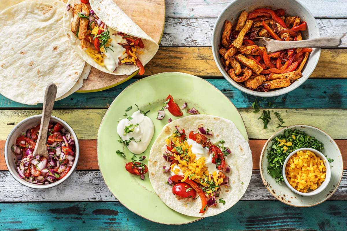 Fun-Day Fajita Bar