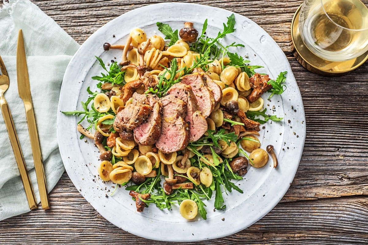 Recette: Recette De Filet Mignon De Porc Sauce Champignon