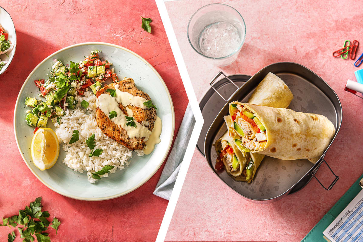 hello fresh das and mediterranian diet recipes