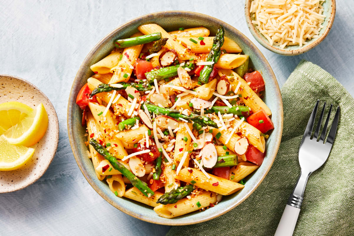 Penne Rustica with a Kick