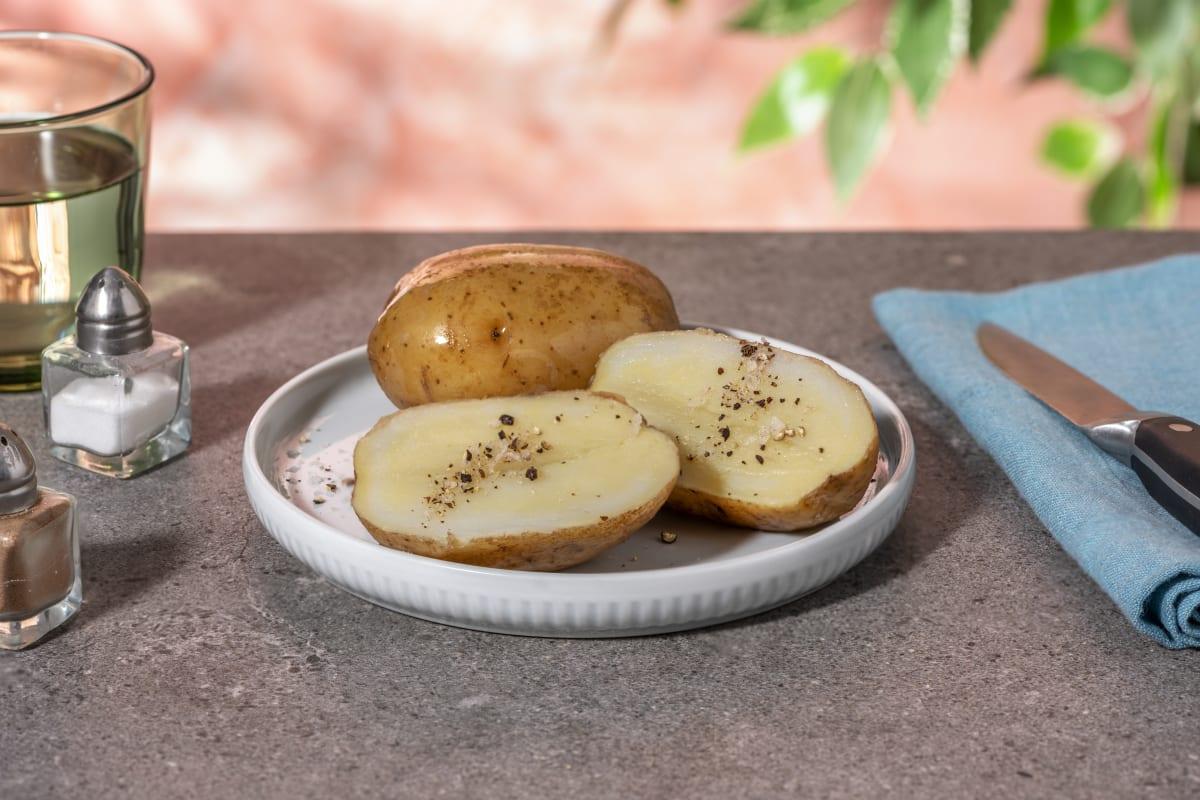 Pomme de terre en robe des champs