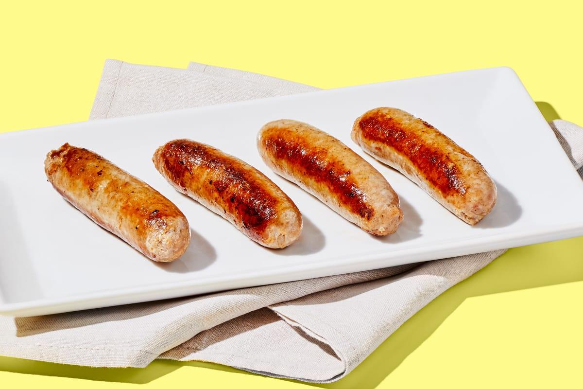 Maple Pork Breakfast Sausages