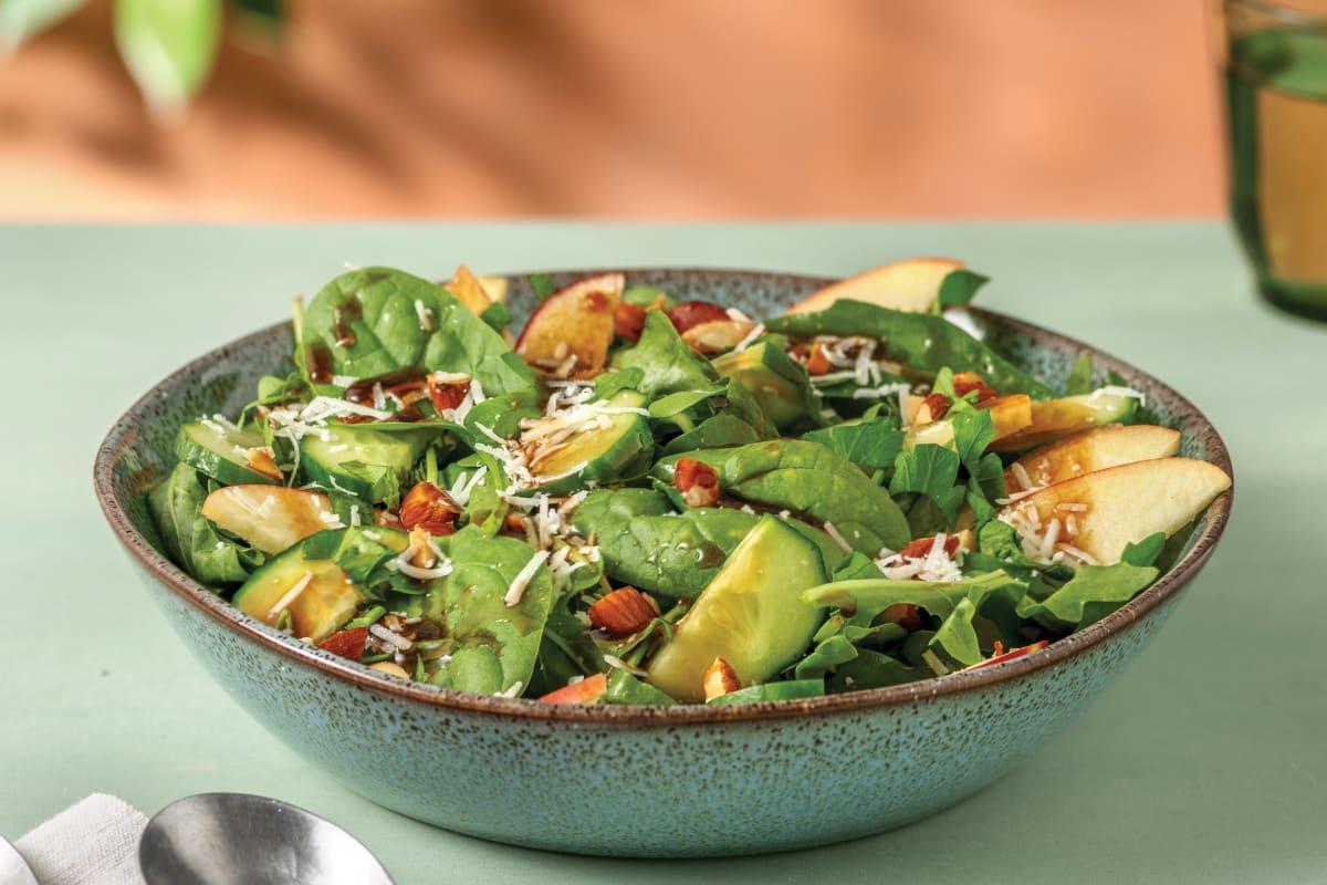 Apple, Parmesan & Rocket Salad
