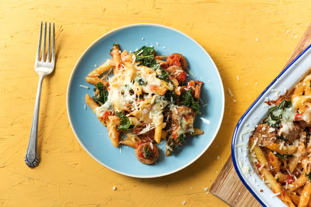 Perfect Penne Bake