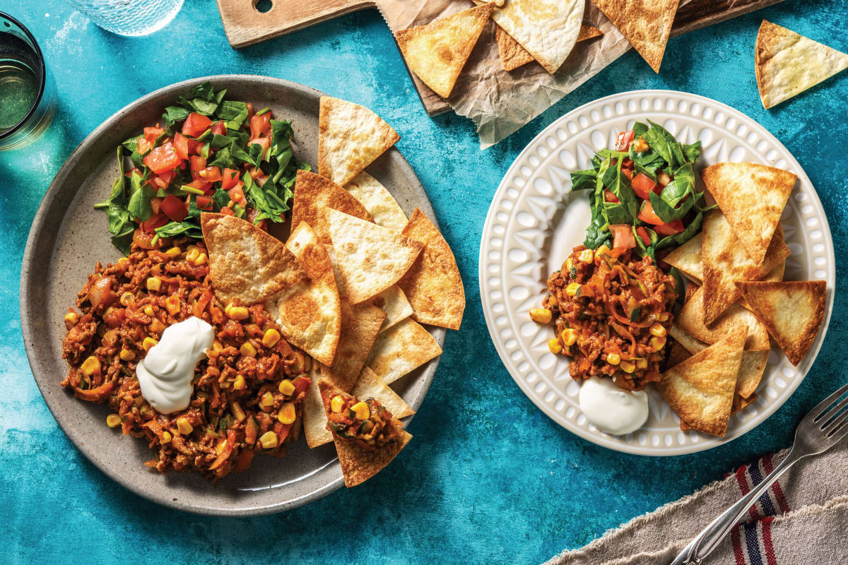 Easy Beef Chilli Con Carne