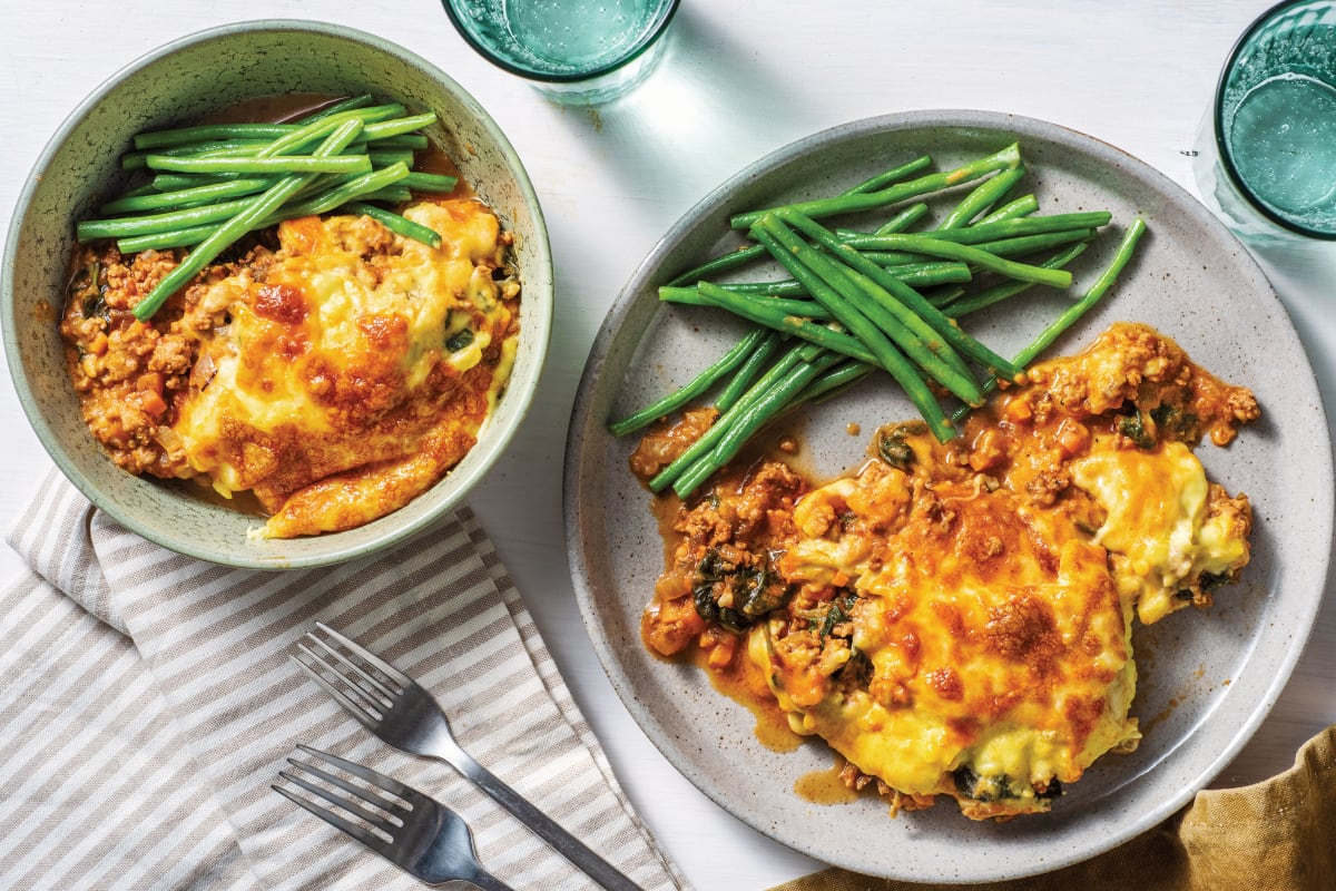 Beef & Rosemary Cottage Pie