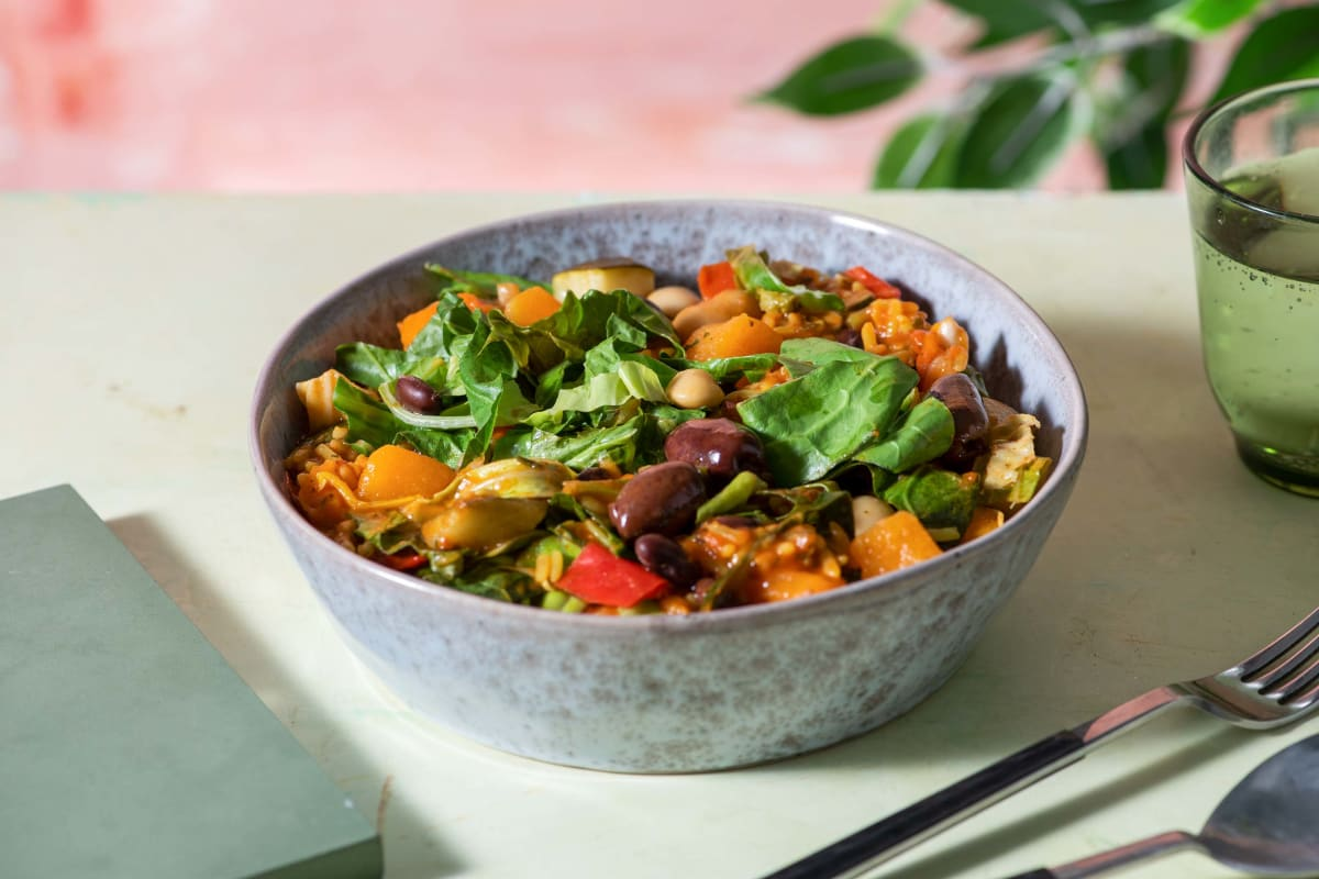 BOL Spanish Bean & Vegetable Paella Veg Pot