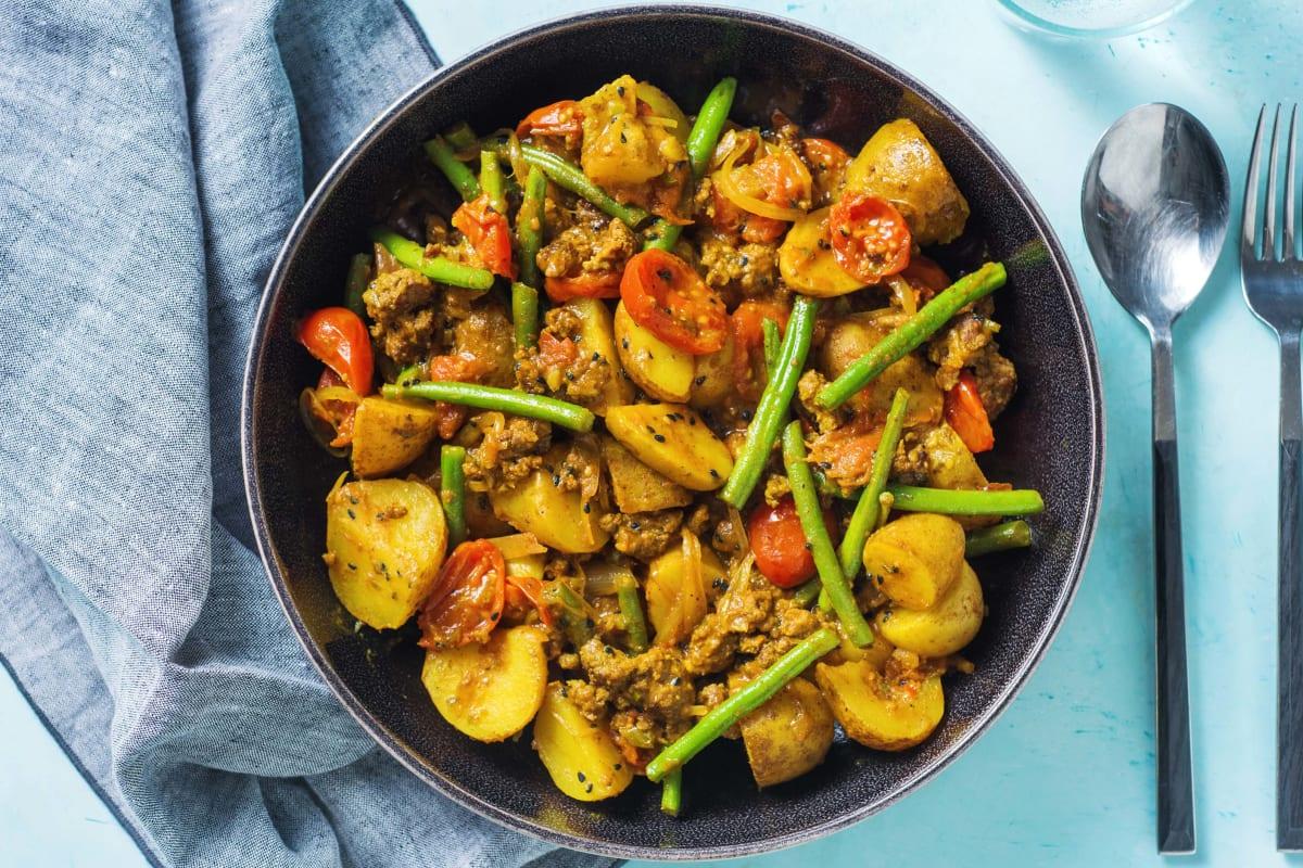 Bombay-Style Lamb Curry