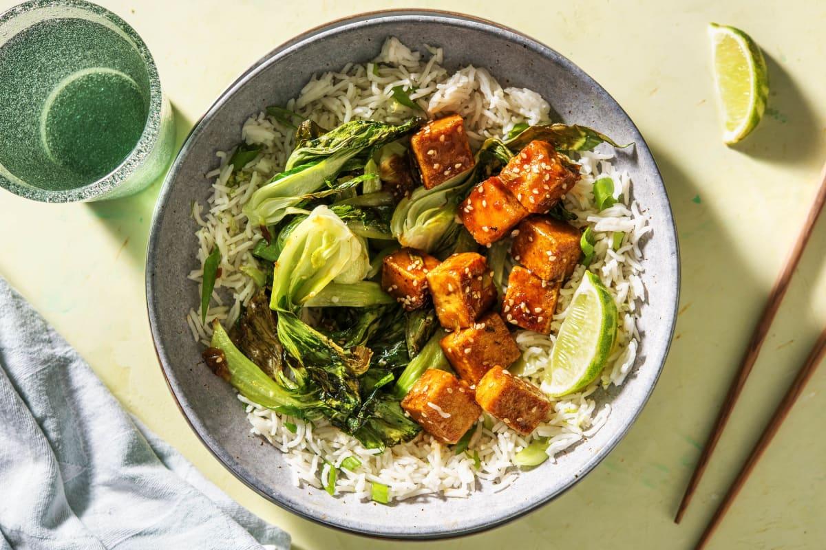 Bulgogi Tofu