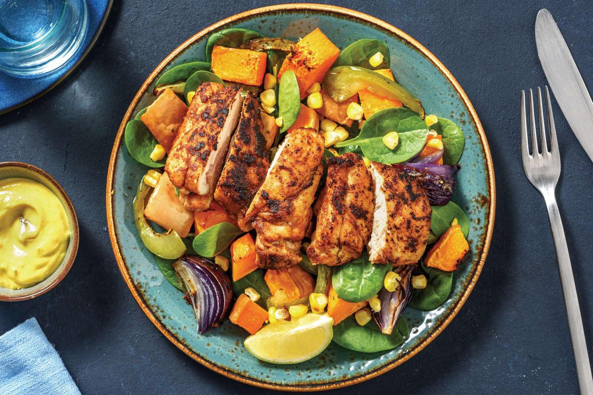 Caribbean Spiced Chicken