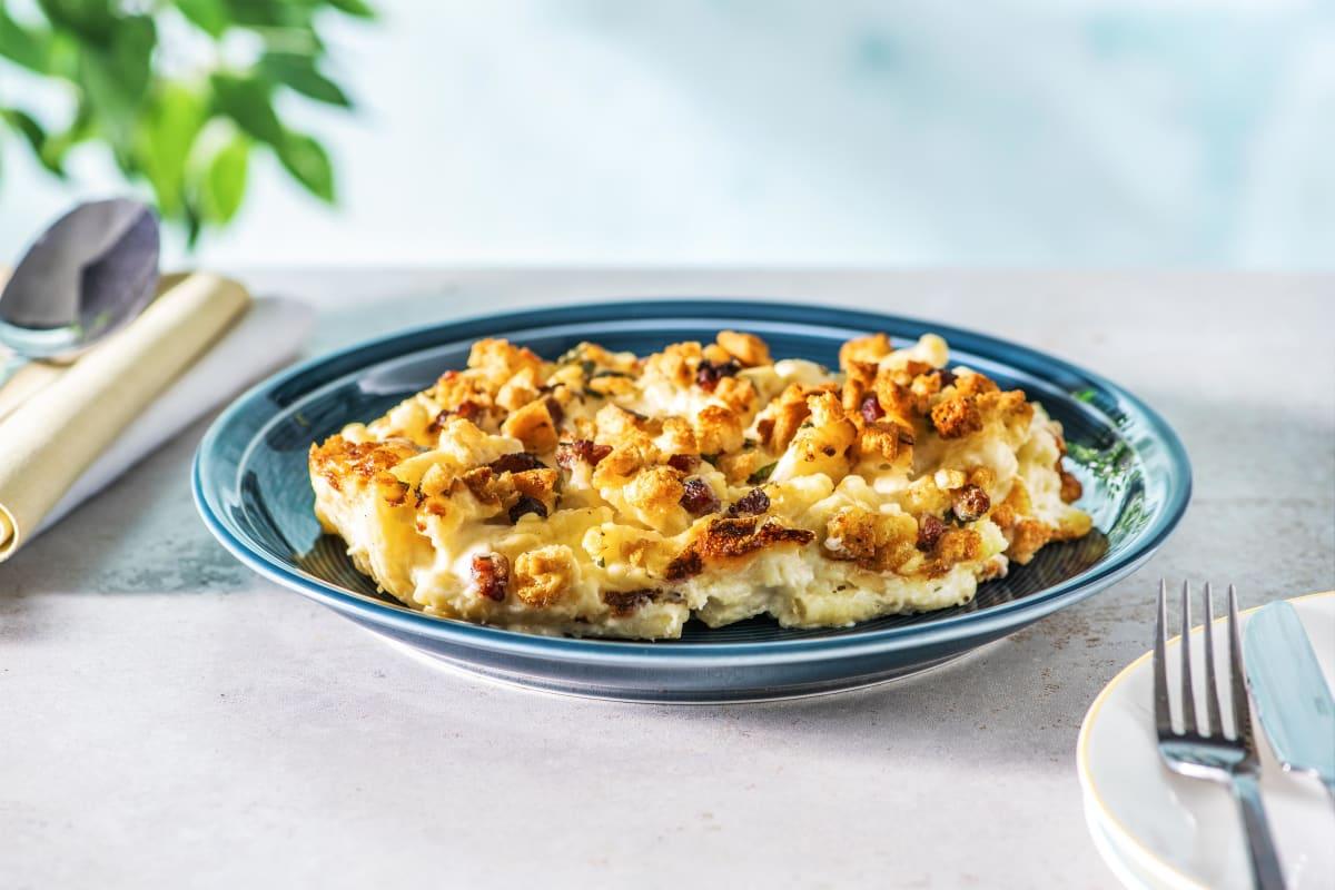 Charlie Bigham's Pancetta Macaroni Cheese