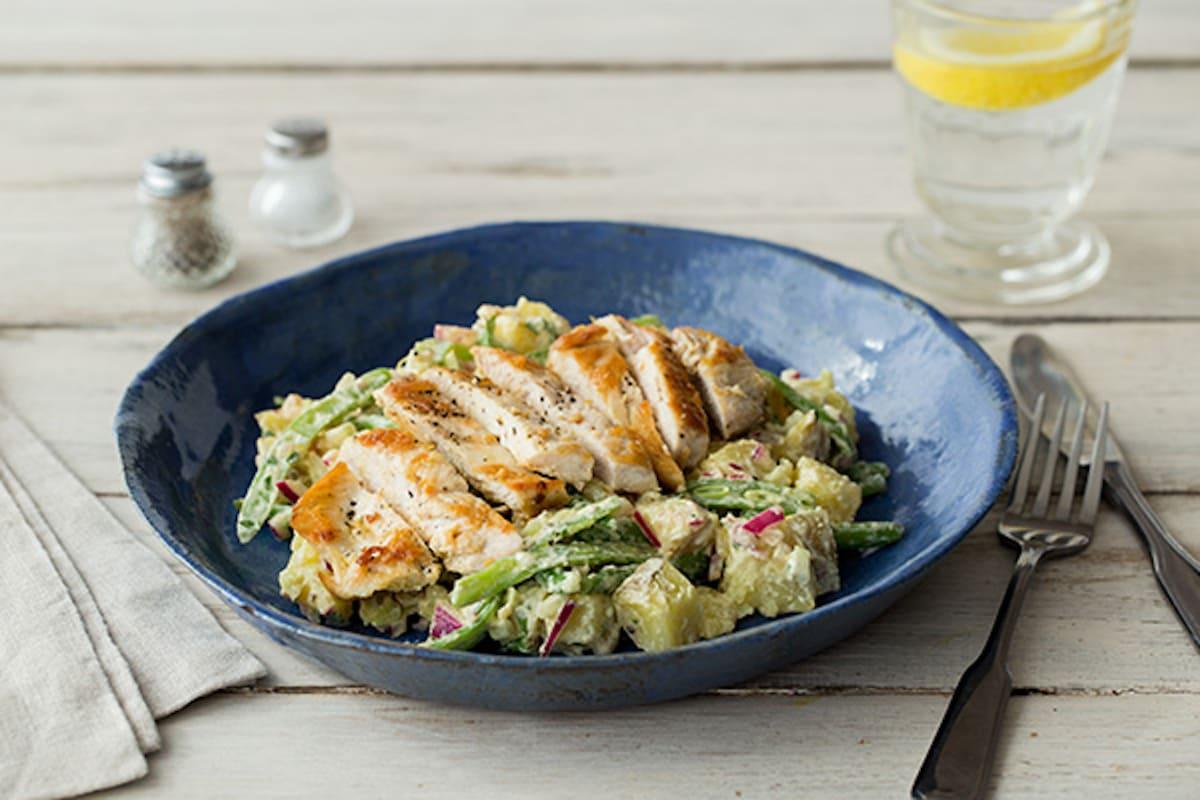 Chicken Paillard Recipe Hellofresh