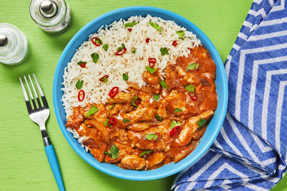 Chicken Tikka Masala Recipe Hellofresh