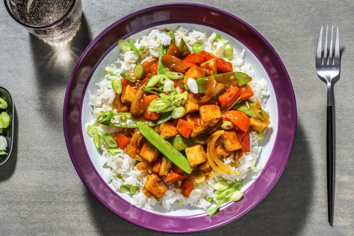 Sweet and Spicy Chili Paneer