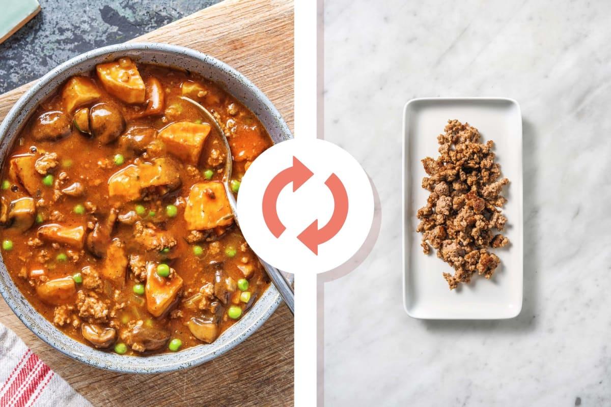 English-Style Turkey Stew