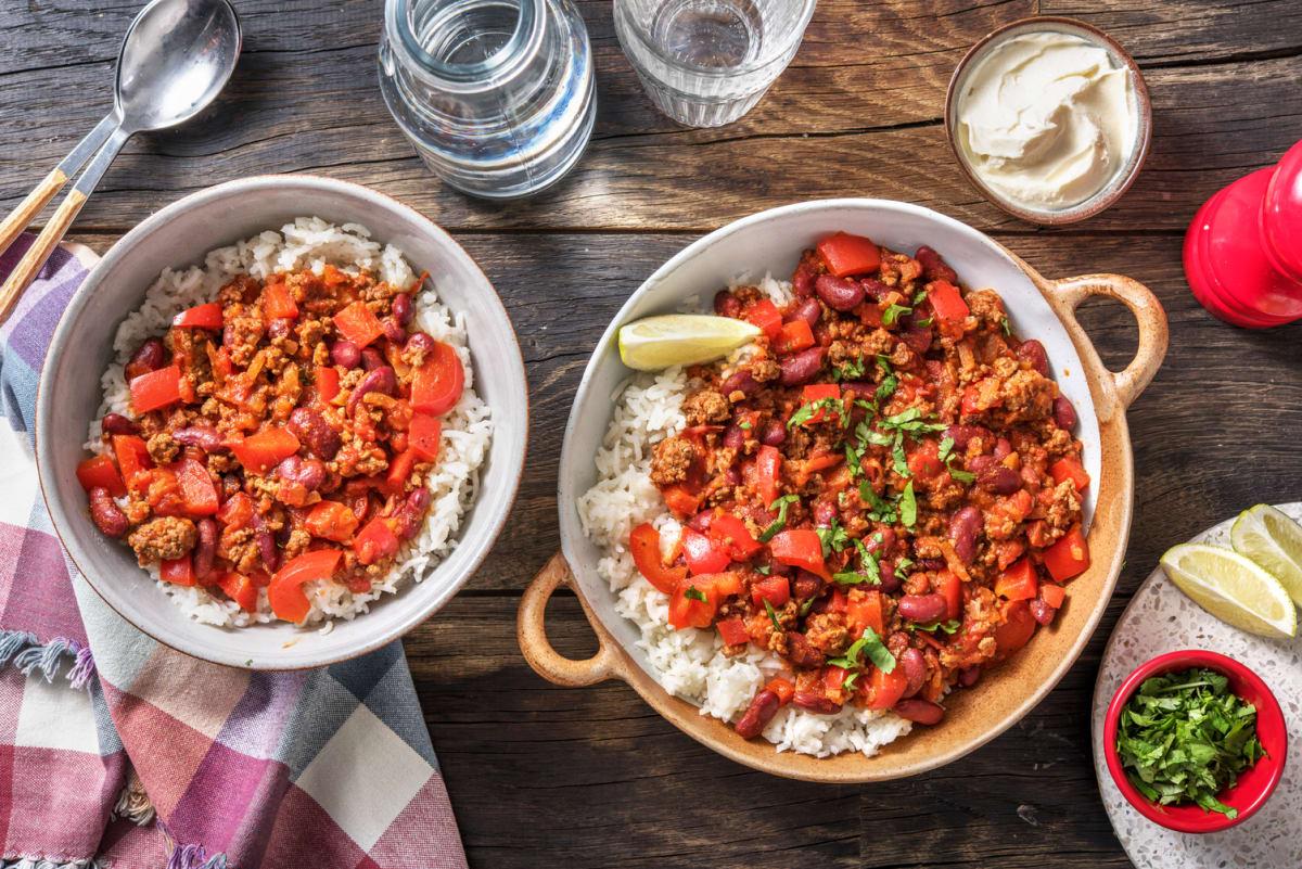 Familjens Chili Con Carne
