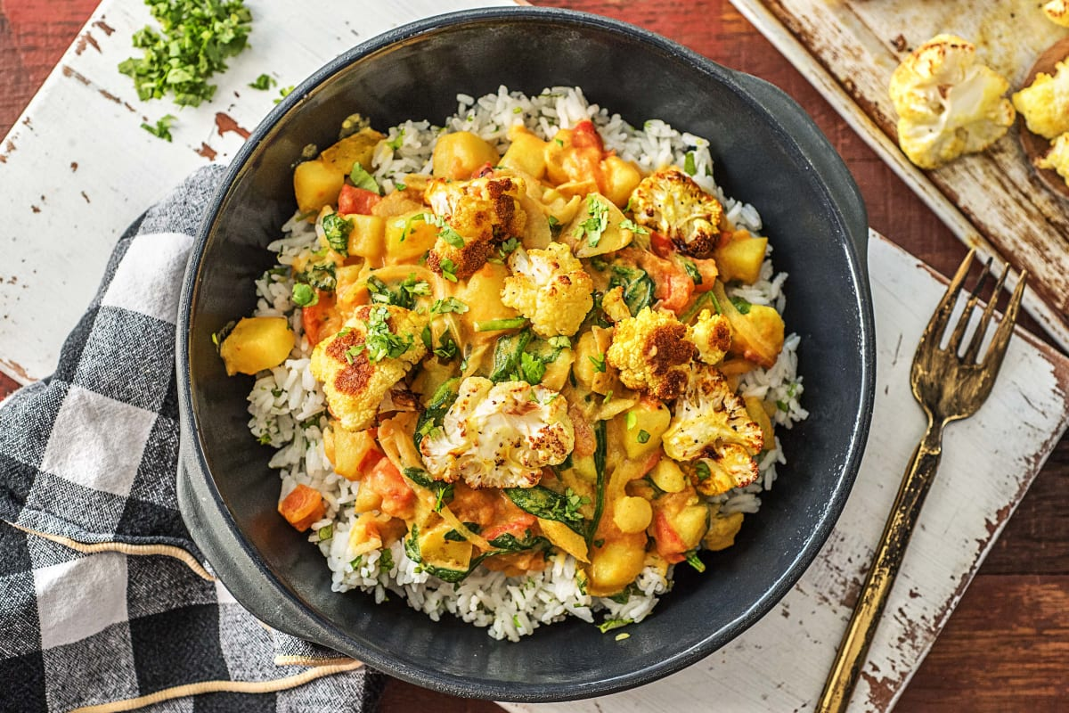 Fragrant Aloo Gobi