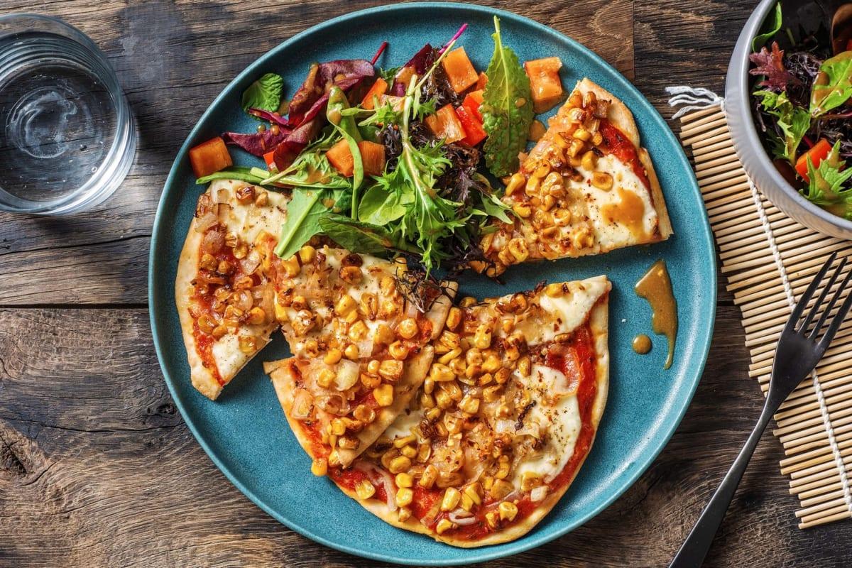 Fresh Mozzarella Margherita Pizza