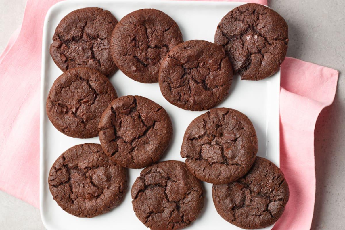 Full-of-Fudge Brownie Cookie Dough