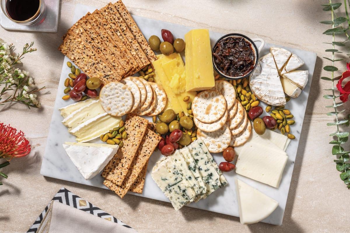 Gourmet Cheese Box