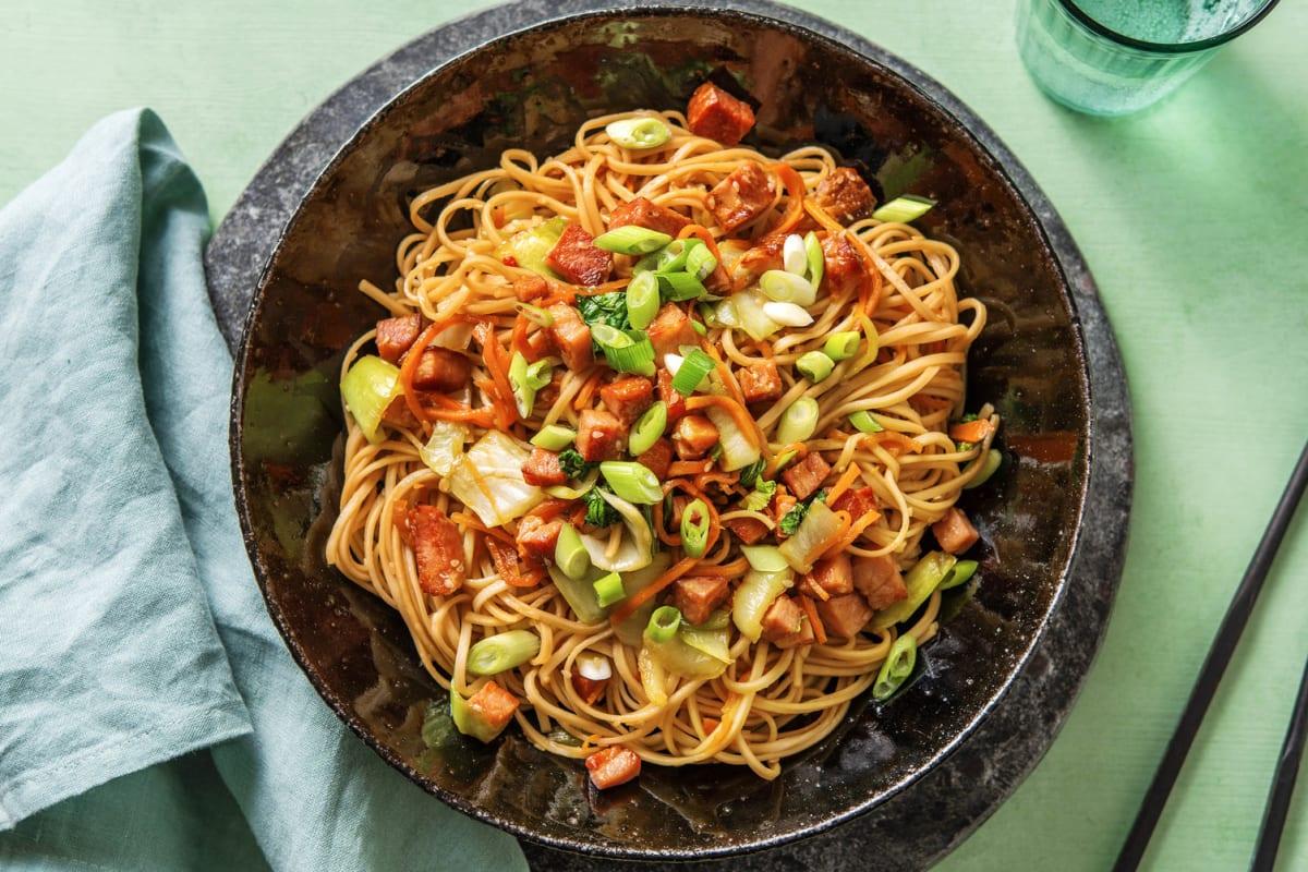 Ham Chow Mein
