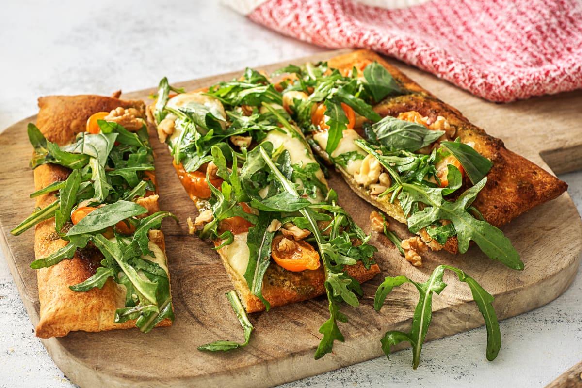 Tomato Flatbreads