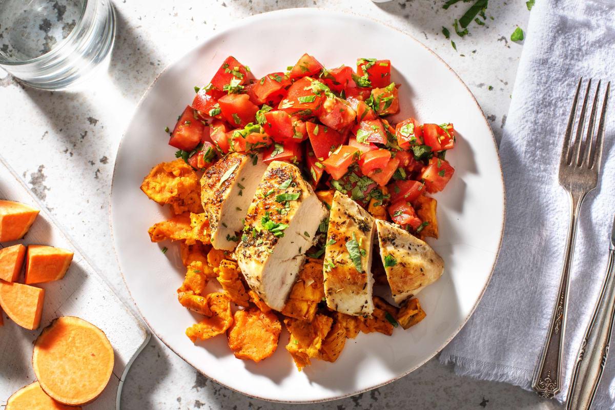 Herby Italian Chicken