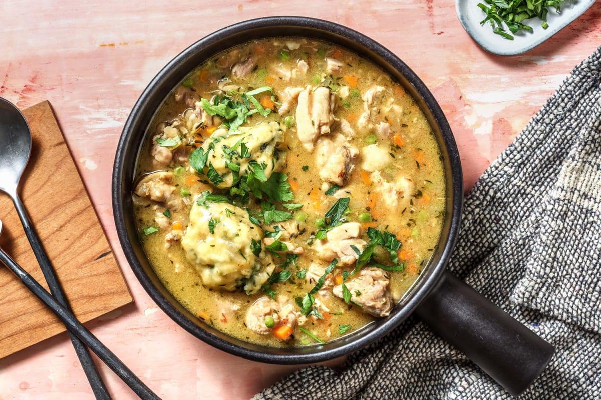 Homestyle Chicken Stew