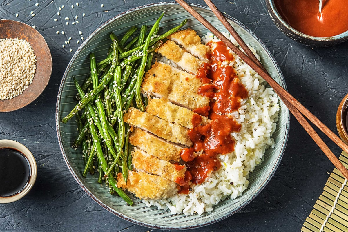 Japanese Panko Chicken Recipe Hellofresh