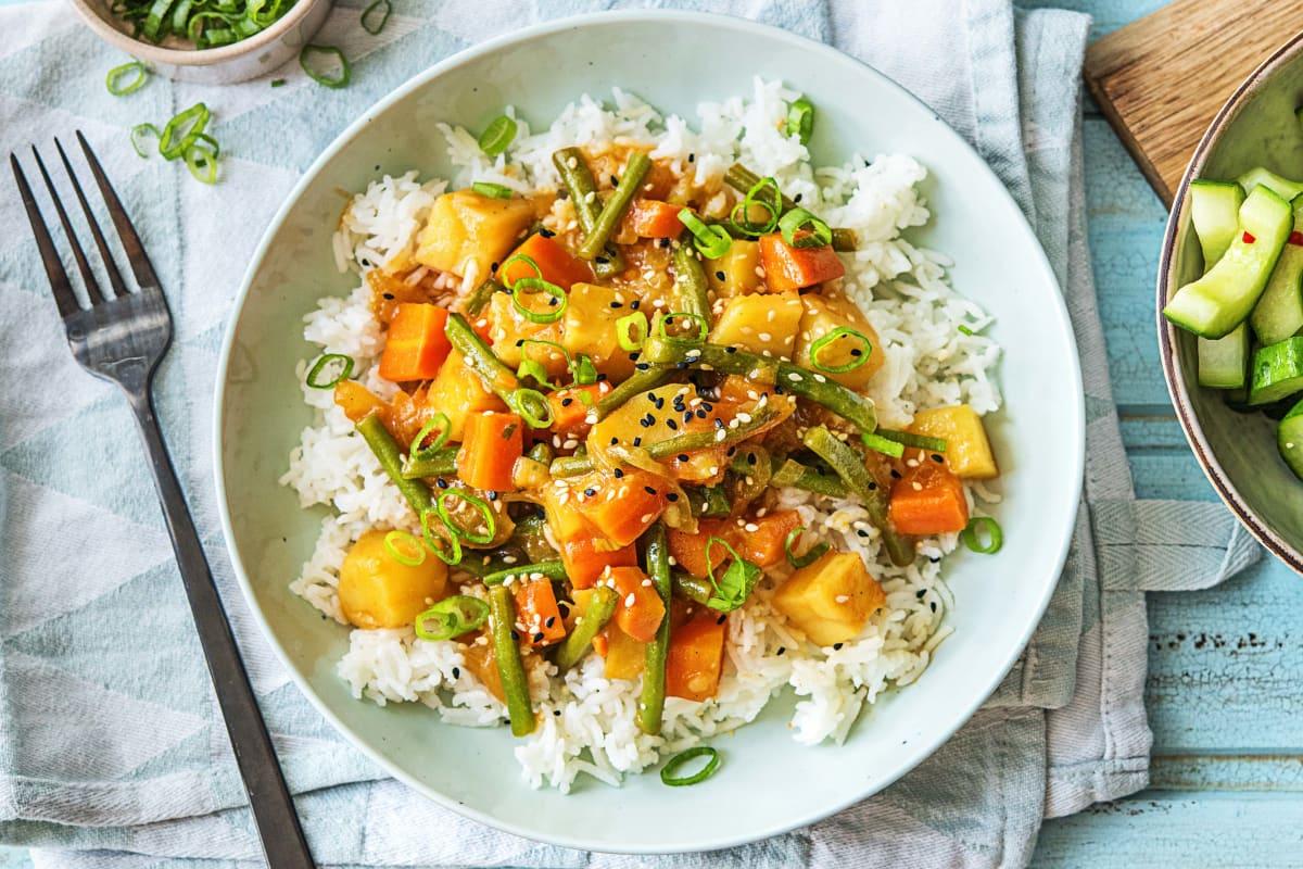 Karē Raisu! Japanisches Curry