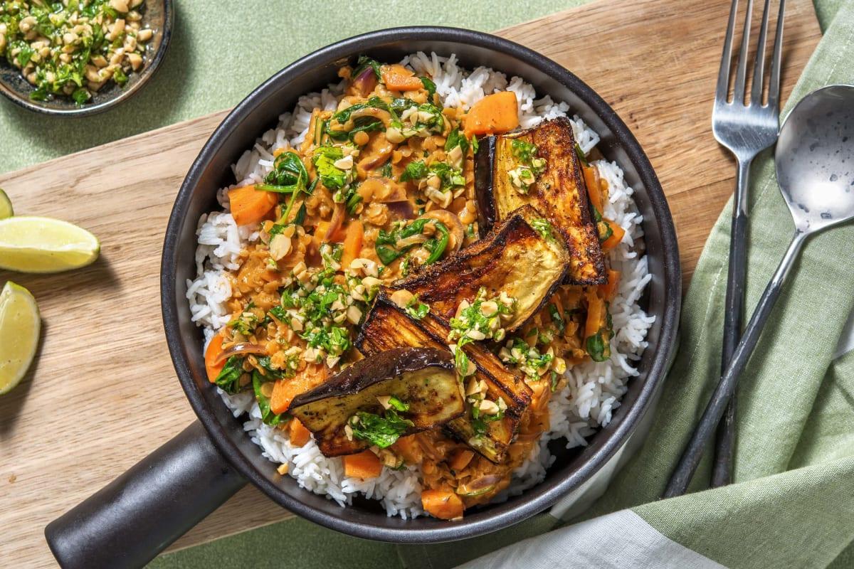Lentil Sambar Curry