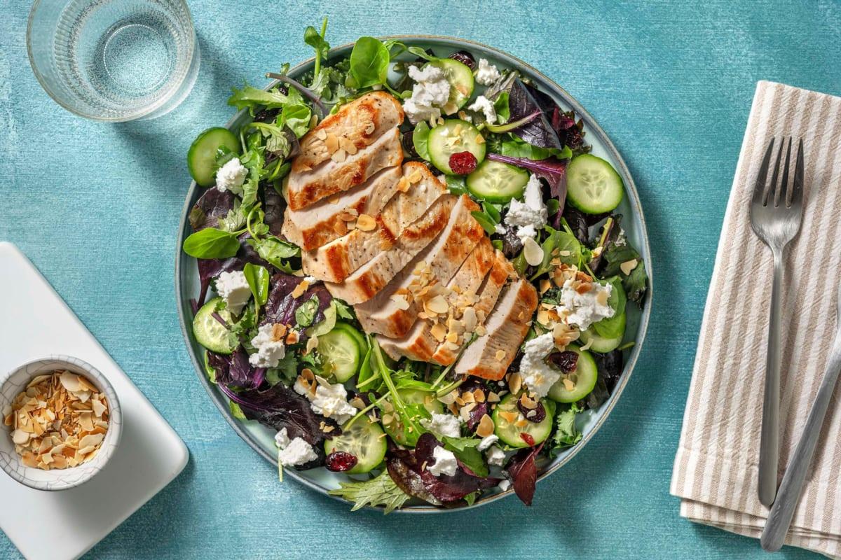 Louisiana Sunburst Salad