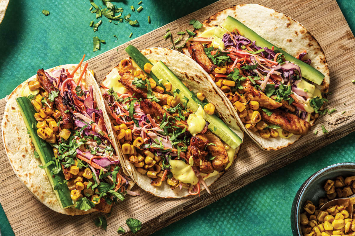 Mexican Pork Tacos Recipe Hellofresh