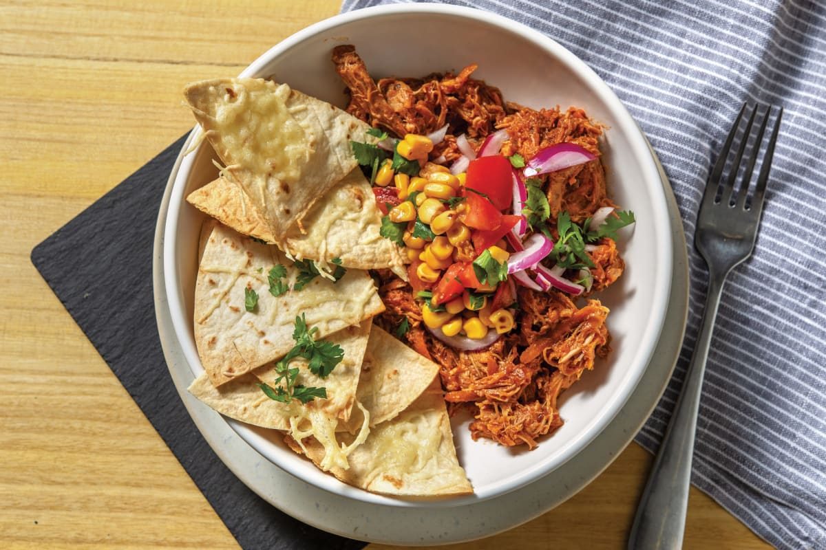 Mexican Pulled Beef Bowl