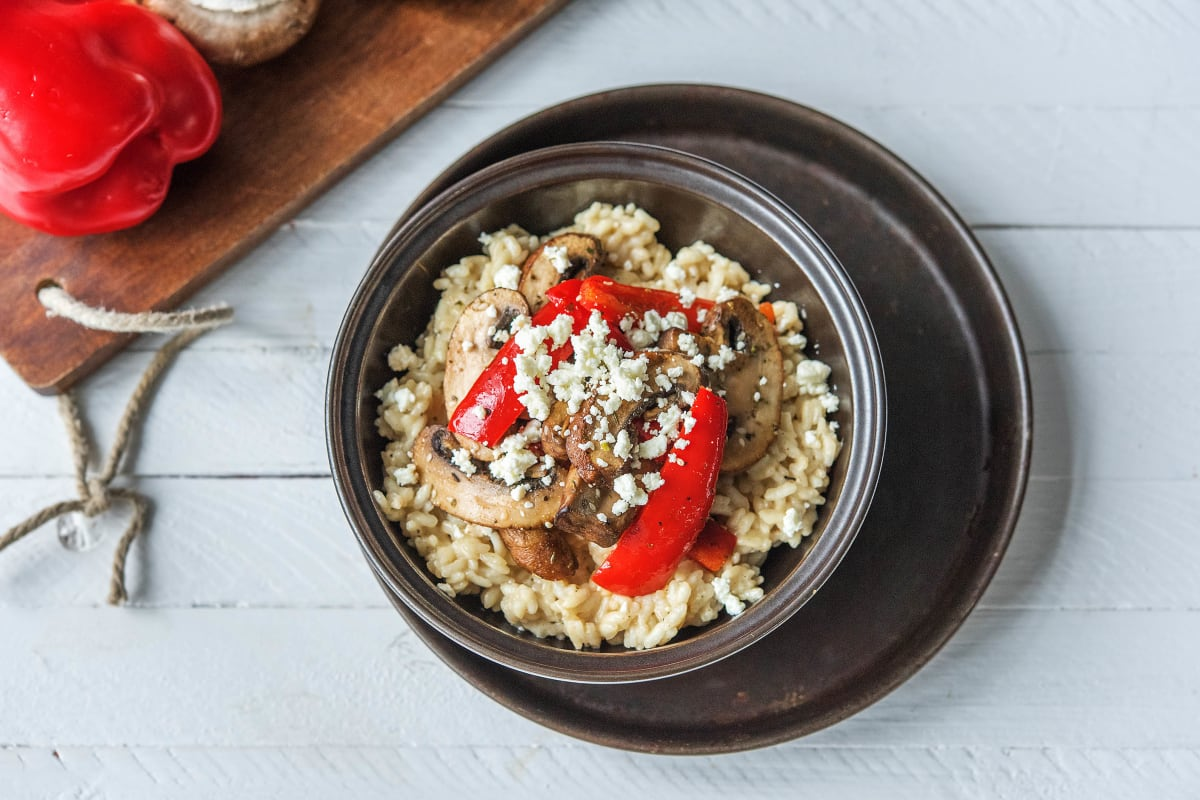 Middle Eastern Risotto