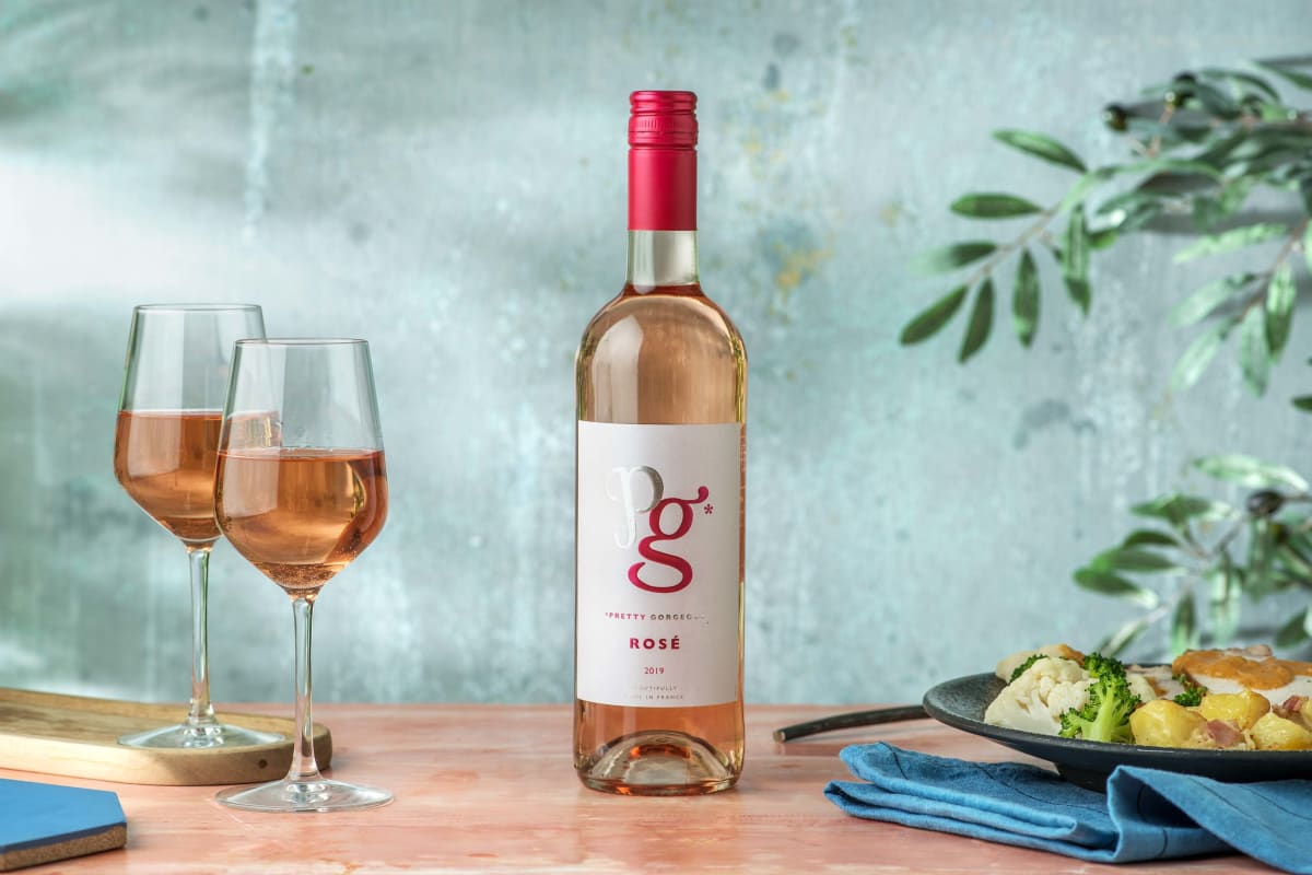 Fruity and Floral French Rosé