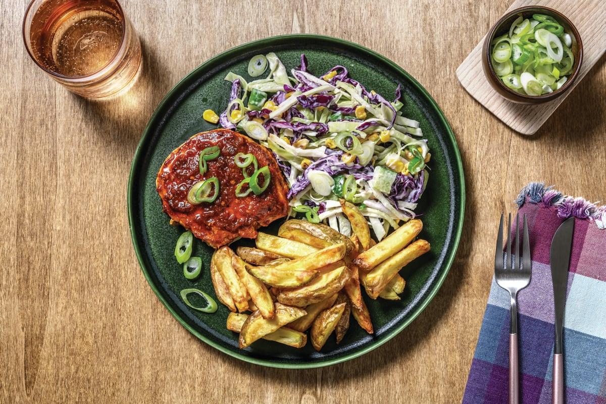 Chipotle & Honey-Glazed Pork