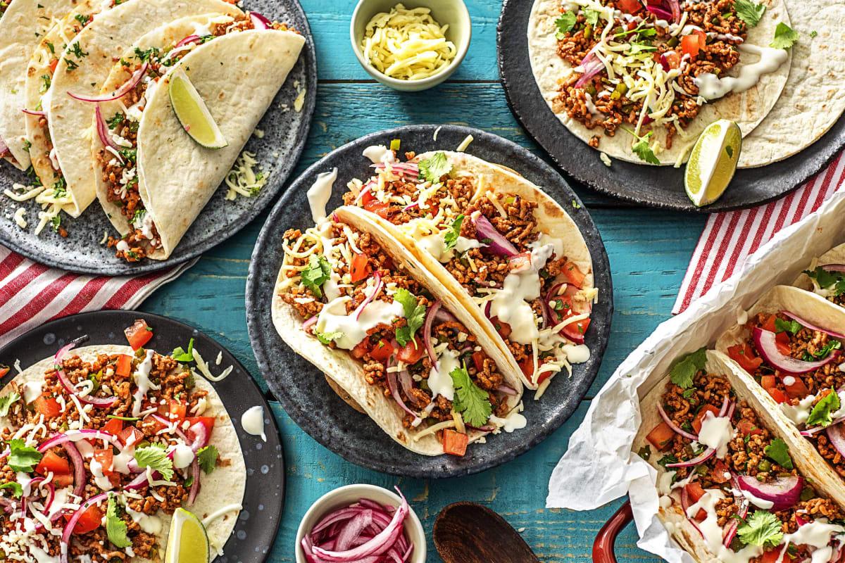 One-Pan Pork Carnitas Tacos