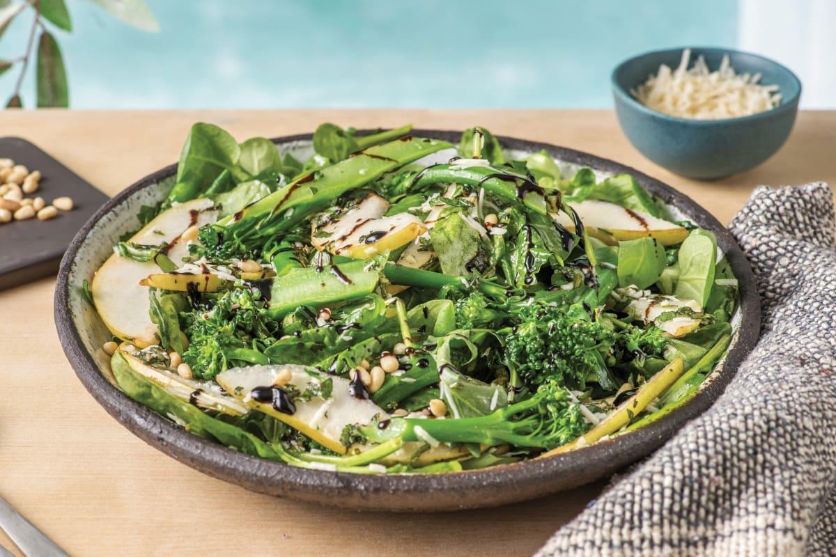 Pear & Broccolini Salad