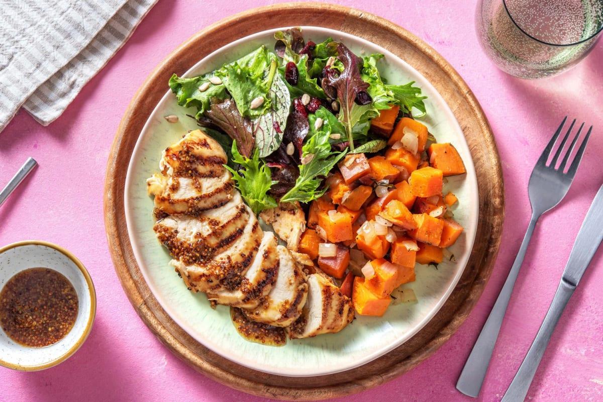 Maple Grilled Chicken Breast