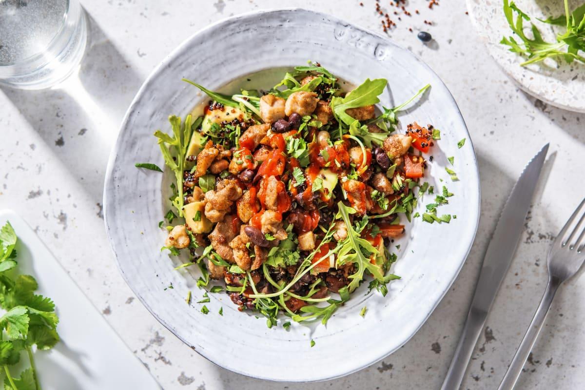Chicken Quinoa Avocado Salad Recipe Hellofresh