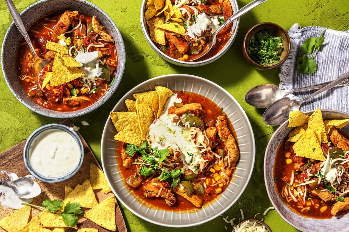One-Pot Mexican Pork Stew