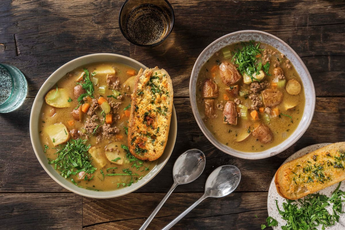 Quick Irish Stew