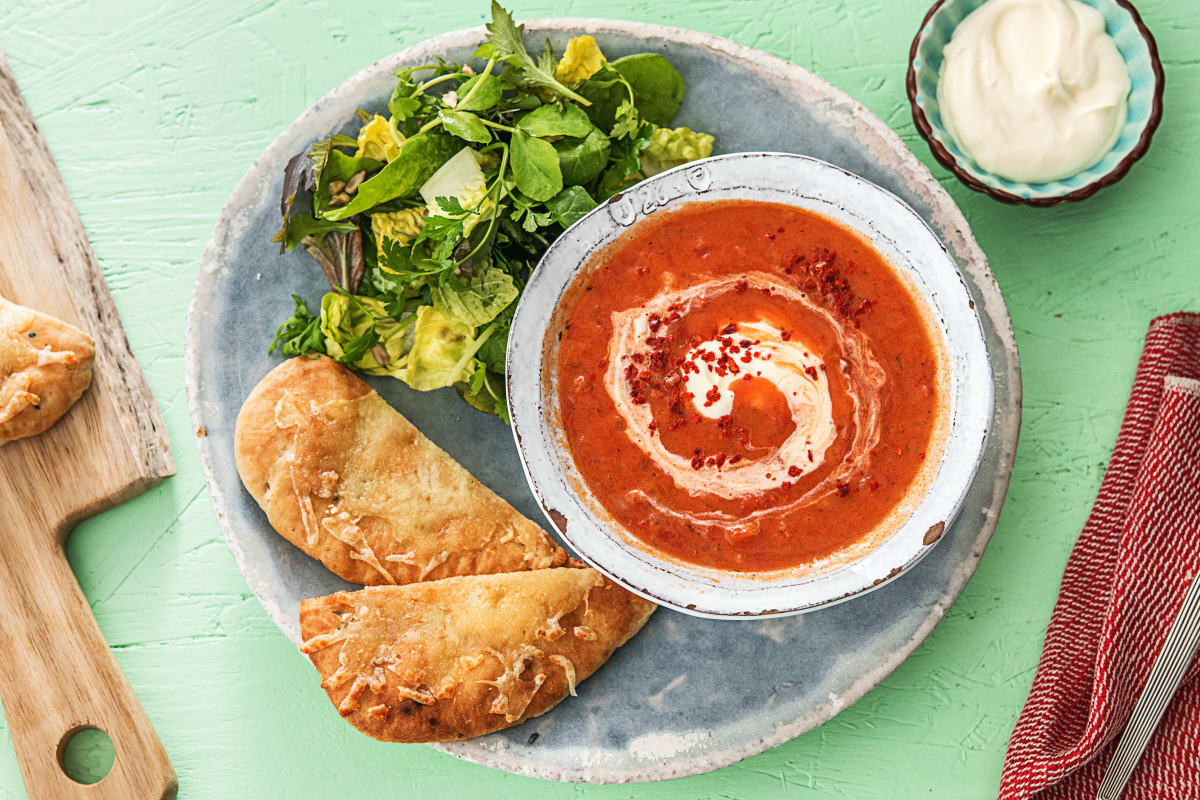 Red Hot Tomato Soup