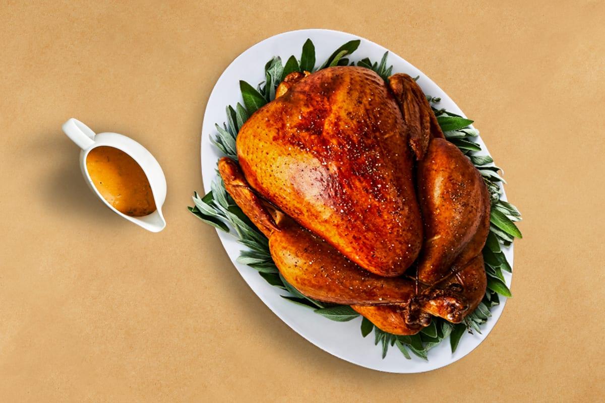 Roast Turkey & Classic Gravy