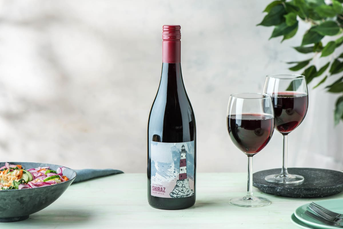Robust and Rich Shiraz