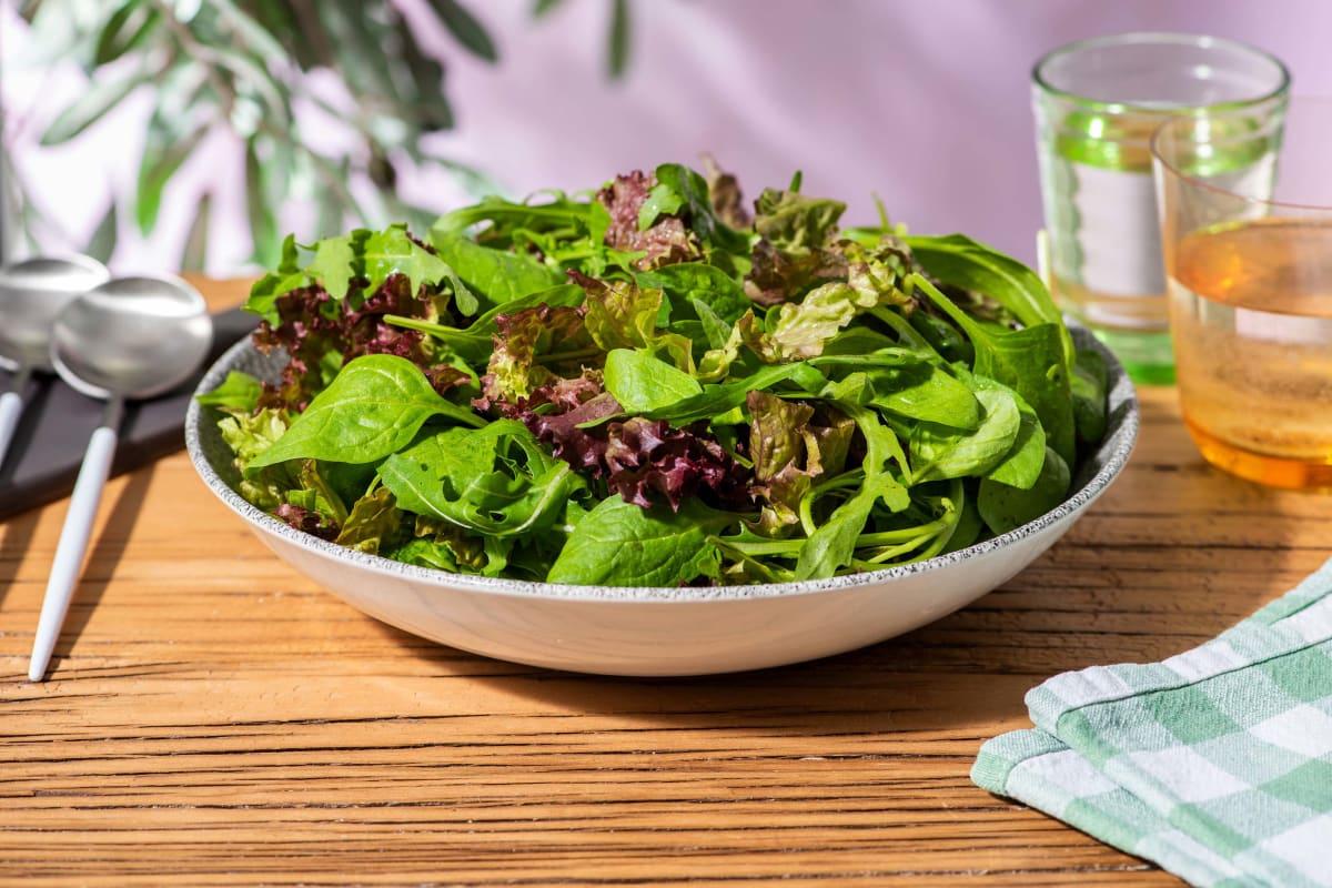 Mélange de salades