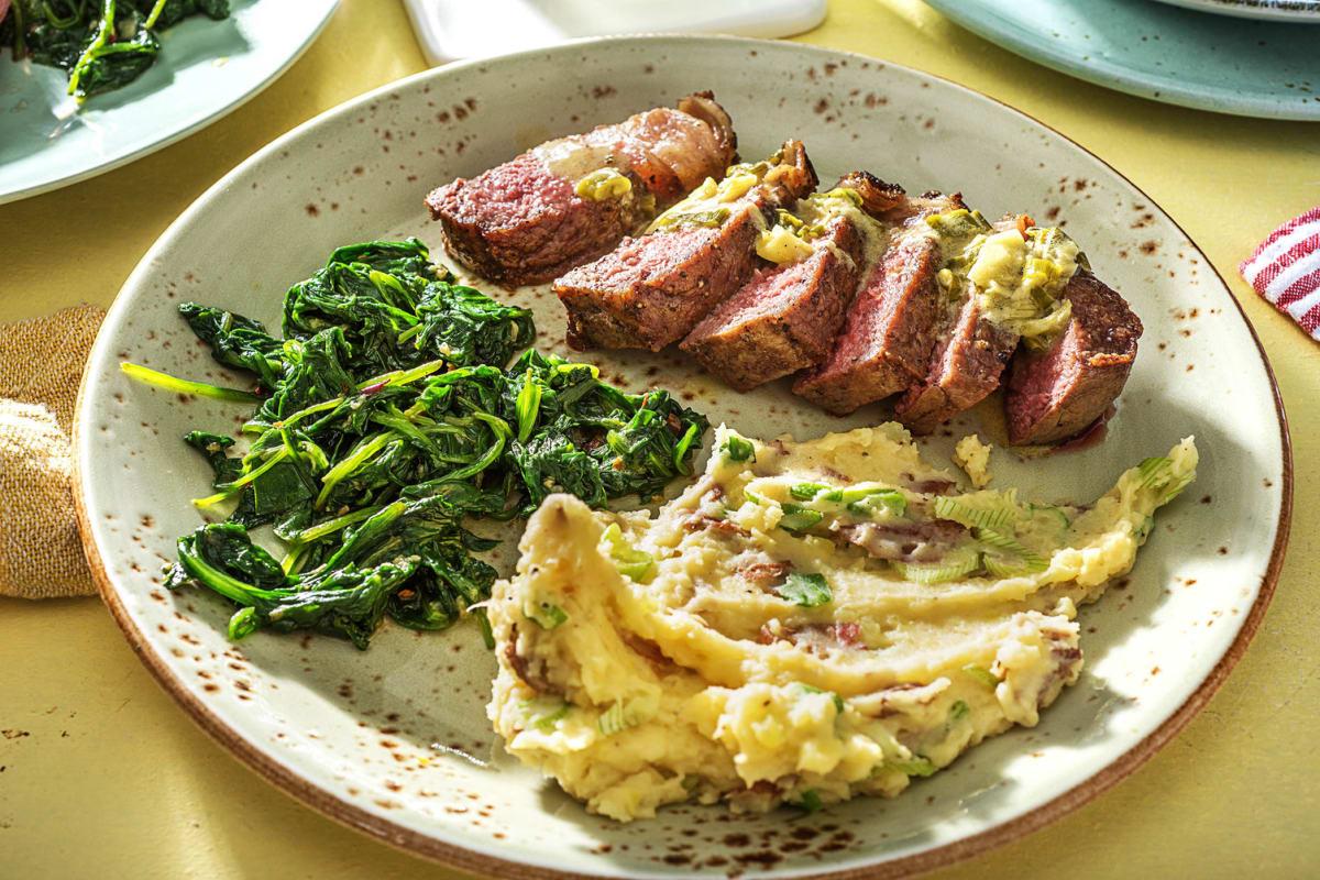 Steak au Jus